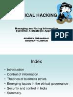 Ethical Hacking,NV