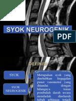 SYOK NEUROGENIK