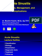sinusitis lecture.PPT