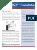 Spotfire Platform Overview