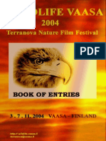 Wildlife Vaasa 2004-Book of Entries