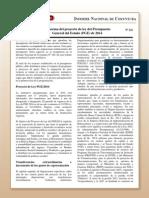 Coy 221 - La Norma Del Proyecto de Ley Del Presupuesto General Del Estado (PGE) de 2014