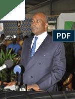 Casimir Oyé  Mba Images