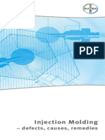 Injection Molding Defects Causes Remedies