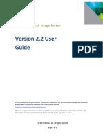 vCloud Usage Meter v2 2 User Guide