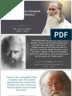 Citate Ortodoxe de la Sfinții Părinți