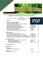 JASA Oct-Dec 2013 Issue