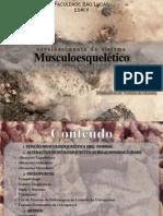 Envelhecimento do sistema musculoesqueletico