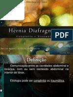 Hérnia Diafragmática