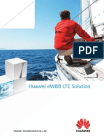 Huawei eWBB LTE Solution[1]