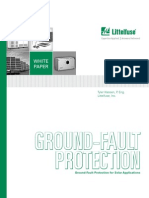 Littelfuse White Paper Ground Fault Solar Applications