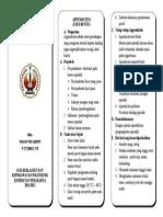 Leaflet Apendik