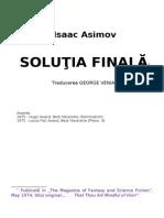 97322733 Asimov Isaac Solutia Finala