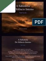 A Sabedoria Do Silencio166