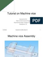 Machine Vice