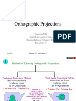 Orthographic Projections CAMD