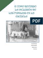 TICHING COMO RECURSO PARA LA INCLUSIÓN DE LAS FAMILIAS EN LA ESCUELA