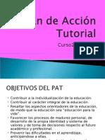 presentación Plan de Acción Tutorial