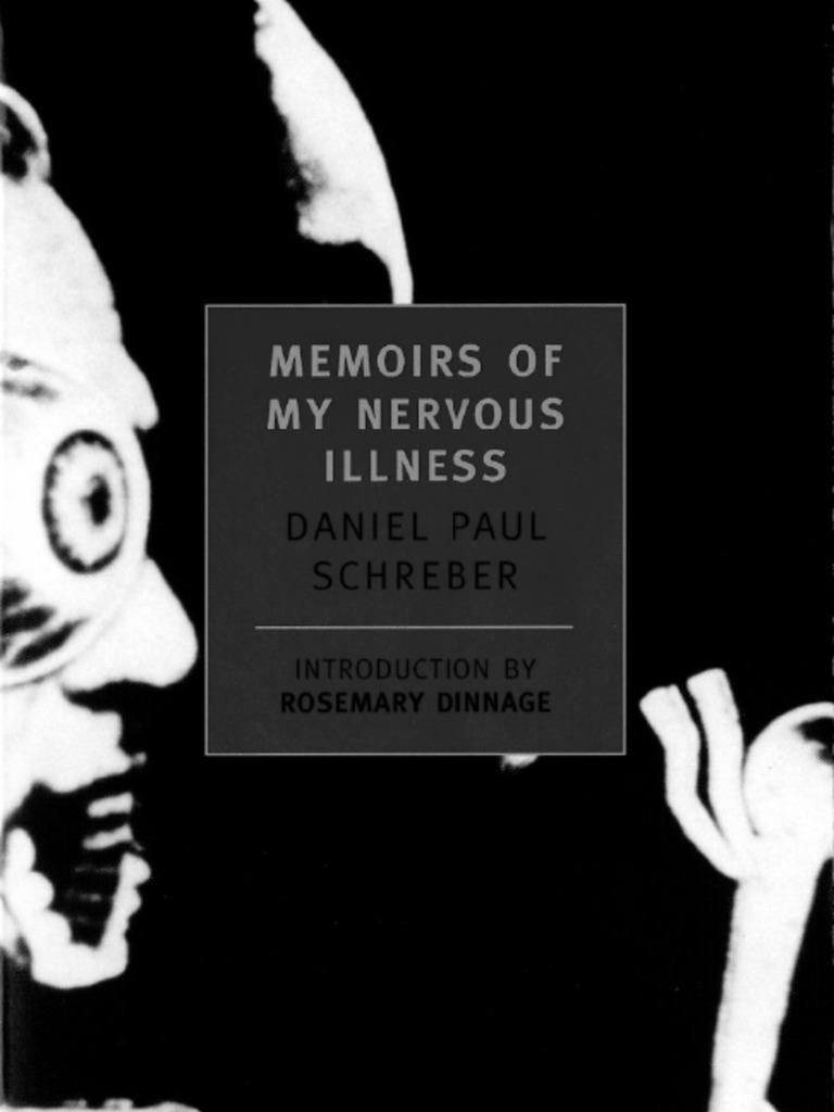 Schreber daniel paul memoirs of my nervous illness ocr soul schreber daniel paul memoirs of my nervous illness ocr soul religion and belief fandeluxe Images