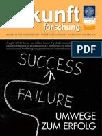 Forschungsmagazin der Universität Innsbruck - 02/2013