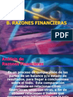 4 razones financieras