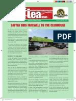 Berita Saftea Issue 1/2013