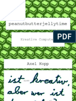 Kreative Computer