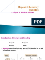 Chapter 3 Alcohol & Ether1