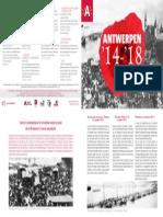 Brochure Anvers 1'-18 FR