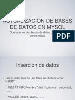 Actualizacin de Bases de Datos en Mysql 1233084287820121 2