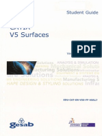 V5R16 Surfacing