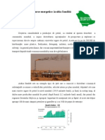 Resurse energetice Arabia Saudită