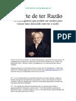 ++AArte+de+Ter+Razão+38Estrat+Schopenhauer