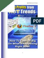 Big Profits From Hot Trends