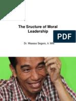 1. Moral Leadership