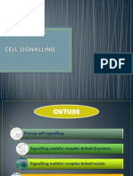 Cell Signalling 2012