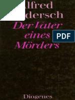 Alfred Andersch - Der Vater eines Mörders