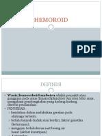 Anti Hemoroid
