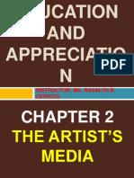 Art Education and Appreciation