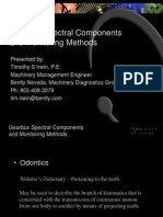 2003_08 Gearbox Spectral Components Presentation V2