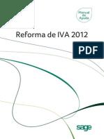 Facturaplus Contaplus Reforma Iva 2012