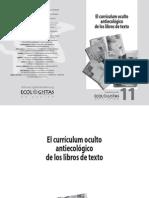 Ecologistas En Acción - Curriculum oculto antiecologico en los libros de texto