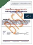 SalesForce Certification Lab II