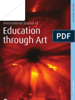 International Journal of Education through Art