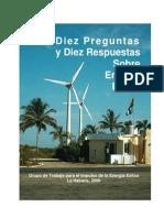 Diez Preguntas y Diez Respuestas Sobre Energía Eólica 3