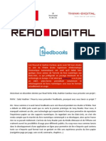Blog Read Digital Feedbooks