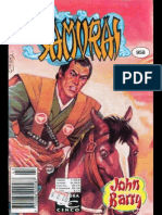 958 Samurai John Barry