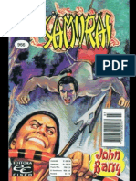 966 Samurai John Barry