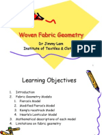Fabric Geometry
