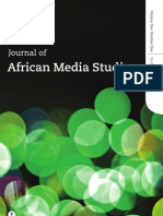 Journal of African Media Studies